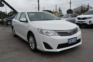 2015 Toyota Camry ASV50R Altise White 6 Speed Automatic Sedan Welshpool Canning Area Preview