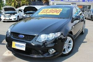 2010 Ford Falcon FG XR6 Black 6 Speed Sports Automatic Sedan Yeerongpilly Brisbane South West Preview