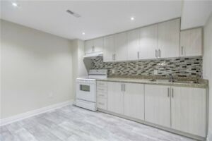 1 Bedroom basement apartment for rent - Freshly Renovated