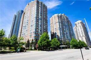2+1 Condo Apt Apartment For sale (Burnhamthorpe/Confederation)