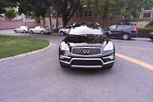Infiniti QX50 2016 Lease Takeover 13 Months Very Low Mileage