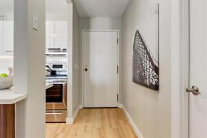 Beltline - Downtown Calgary 2 Bedroom - Renovated Apartment