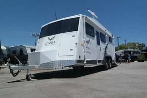 2015 CARIA GT8 TOY HAULER SHOWER/TOILET $49,990 Barragup Murray Area Preview
