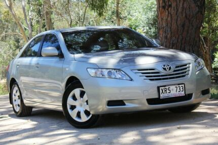 2008 Toyota Camry ACV40R Altise Mint Green Light/gre 5 Speed Automatic Sedan Hawthorn Mitcham Area Preview