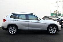 2011 BMW X1 E84 MY0911 sDrive18i Steptronic Titan Silver 6 Speed Sports Automatic Wagon Glen Iris Boroondara Area Preview