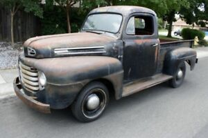 Wanted 1948 to 1951  Ford F100 Cab and box