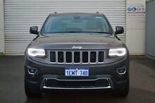 2014 Jeep Grand Cherokee WK MY2014 Limited Grey 8 Speed Sports Automatic Wagon Midland Swan Area Preview