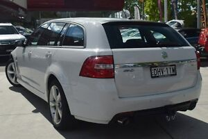 2016 Holden Commodore VF II SV6 White 6 Speed Automatic Sportswagon Waitara Hornsby Area Preview