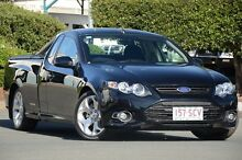 2011 Ford Falcon FG MkII XR6 Ute Super Cab Turbo Silhouette 6 Speed Sports Automatic Utility Acacia Ridge Brisbane South West Preview