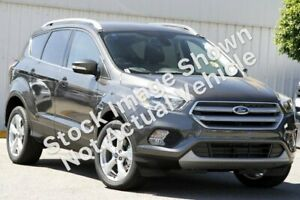 2017 Ford Escape ZG 2018.00MY Trend PwrShift AWD Grey 6 Speed Sports Automatic Dual Clutch Wagon Epping Whittlesea Area Preview