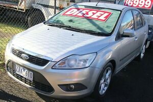 2009 Ford Focus LV TDCi Silver 6 Speed Automatic Hatchback Briar Hill Banyule Area Preview