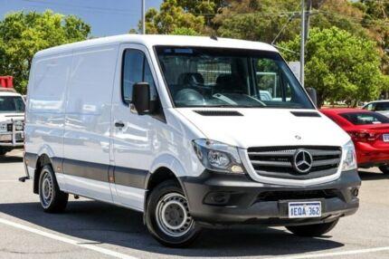 2014 Mercedes-Benz Sprinter White Sports Automatic Van