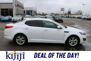 2012 Kia Optima EX Accident Free,  Leather,  Heated Seats,  Back