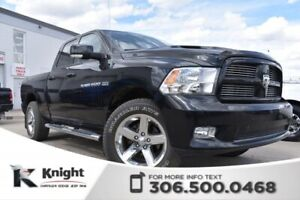 2011 Ram 1500 Sport   Navigation   Heated/Cooled Leather Seats  