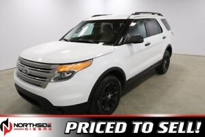2015 Ford Explorer 4WD XLT Accident Free,  Bluetooth,