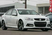 2015 Holden Commodore VF MY15 SV6 Storm White 6 Speed Automatic Sedan Waitara Hornsby Area Preview