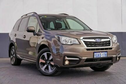 2017 Subaru Forester S4 MY18 2.5i-L CVT AWD Bronze 6 Speed Constant Variable Wagon Maddington Gosnells Area Preview