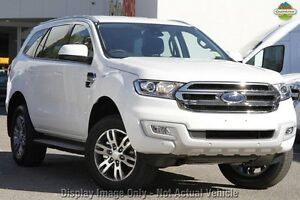 2016 Ford Everest UA Trend 4x2 Cool White 6 Speed Sports Automatic Wagon Wangara Wanneroo Area Preview