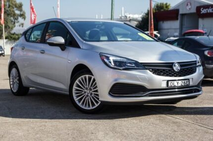 2016 Holden Astra BK MY17 R Nitrate 6 Speed Sports Automatic Hatchback