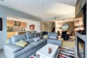 Lakefront 3BDR Townhouse Downtown