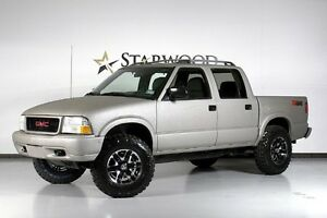 LOOKING TO BUY S-10 S-15 GMC Sonoma ** CREW CAB **