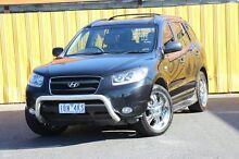 2008 Hyundai Santa Fe CM MY08 Elite Grey 5 Speed Sports Automatic Wagon Heatherton Kingston Area Preview