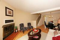 Huge-Sunny-Bright 2 BR Townhome! Hardwood Floors-Private Yard!