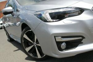 2016 Subaru Impreza MY17 2.0I-S (AWD) Silver Continuous Variable Hatchback