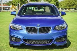 2016 BMW 220i F22 M Sport Blue 8 Speed Sports Automatic Coupe Victoria Park Victoria Park Area Preview