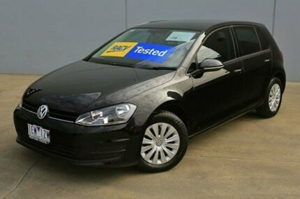 2013 Volkswagen Golf  Black Sports Automatic Dual Clutch Hatchback Mentone Kingston Area Preview
