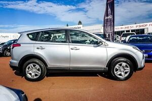 2015 Toyota RAV4 ASA44R GX AWD Silver 6 Speed Sports Automatic Wagon Westminster Stirling Area Preview
