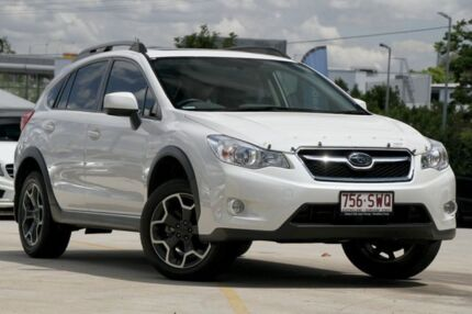 2013 Subaru XV G4X MY13 2.0i-L Lineartronic AWD White 6 Speed Constant Variable Wagon