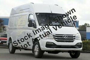 2018 LDV V80 MY19 High Roof LWB Blanc White 6 Speed Automated Manual Van Rocklea Brisbane South West Preview
