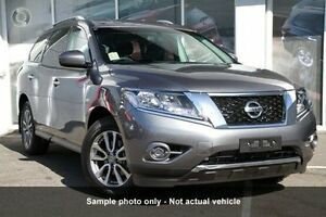 2016 Nissan Pathfinder R52 MY15 ST X-tronic 2WD Gun Metallic 1 Speed Constant Variable Wagon Beaudesert Ipswich South Preview