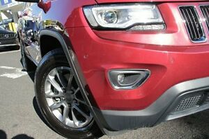 2016 Jeep Grand Cherokee WK MY15 Laredo (4x2) Cherry Red 8 Speed Automatic Wagon Mosman Mosman Area Preview