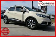 2014 Renault Captur J87 Expression Hatchback 5dr Man 5sp 0.9T White Manual Hatchback Minchinbury Blacktown Area Preview