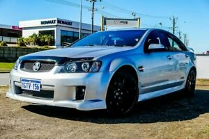 2010 Holden Commodore VE MY10 SS Silver 6 Speed Sports Automatic Sedan