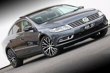 2015 Volkswagen CC Type 3CC MY15 130TDI DSG Grey 6 Speed Sports Automatic Dual Clutch Coupe Ferntree Gully Knox Area Preview