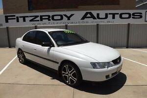 2003 Holden Commodore VY Executive White 4 Speed Automatic Sedan Rockhampton Rockhampton City Preview