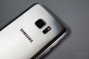 Samsung Galaxy S7 32GB Telus/Koodo Silver Titanium