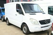 2008 Mercedes-Benz Sprinter  As Shown In Picture Automatic Van Dandenong Greater Dandenong Preview