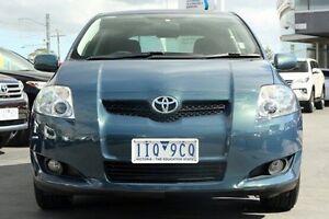 2009 Toyota Corolla ZRE152R Conquest Blue 4 Speed Automatic Hatchback Frankston Frankston Area Preview