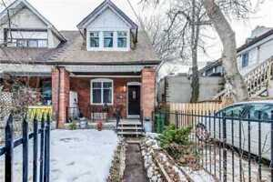 Semi-Detached House for Sale in Toronto at Clinton St