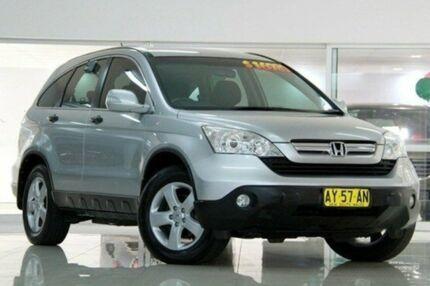 2008 Honda CR-V  Silver Automatic Wagon Waitara Hornsby Area Preview