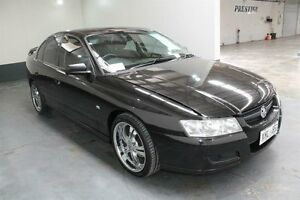 2005 Holden Commodore VZ Executive Black 4 Speed Automatic Sedan Pennington Charles Sturt Area Preview
