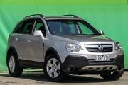 2010 Holden Captiva CG MY10 5 AWD Silver 5 Speed Sports Automatic Wagon Ringwood East Maroondah Area Preview