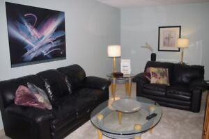 Immediate availability - Professionally furnished