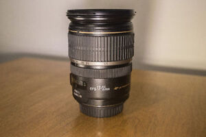 Canon EF-S 17 55 2.8 IS USM