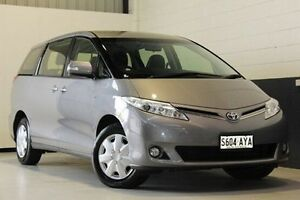 2013 Toyota Tarago  Grey Constant Variable Wagon Hillcrest Port Adelaide Area Preview