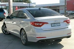 2015 Hyundai Sonata LF Premium Silver 6 Speed Sports Automatic Sedan Pennant Hills Hornsby Area Preview
